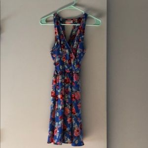 Floral dress from Nordstrom